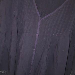 Solitaire Tops - Solitaire Bohemian blouse